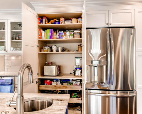 Accessible Kitchen Pantry - Kitchen Storage And Organization