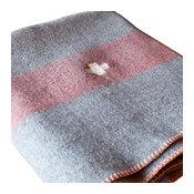 Wool Blanket, Grey