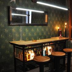 Meuble bar - Meuble bar industriel ...