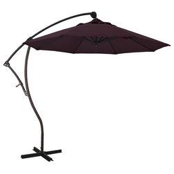 Perfect Contemporary Outdoor Umbrellas by California Umbrella