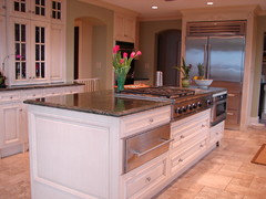pictures of kitchens with hardwood floors is it ok to mix wood and tile flooring 9122