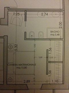 Cabina Armadio Misure Standard.Dubbi Su Misura Camera Da Letto