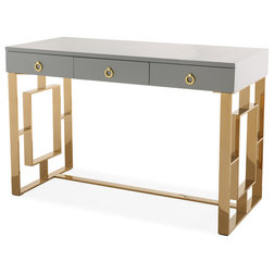 Contemporary Desks And Hutches by TOV Furniture