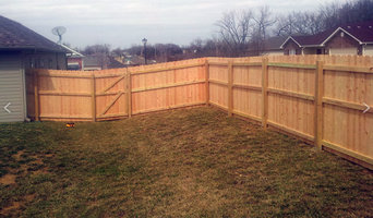 Treated Wood Privacy Fence