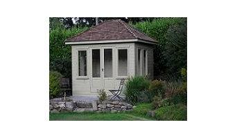 Tanalised Devon Summerhouse Sheds