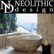 Foto de Neolithic Design Stone and Tile