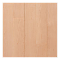 """4"""" Maple Select & Better Solid Hardwood Flooring, Natural"""
