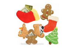 Yummy Pocket Christmas Cookies