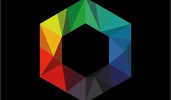 Hexa rainbow