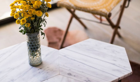 Trends: How to Add a Touch of Marble to Your Décor