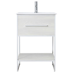 Contemporary Bathroom Vanities And Sink Consoles by Legion Furniture