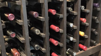 Custom Wine Rack Design