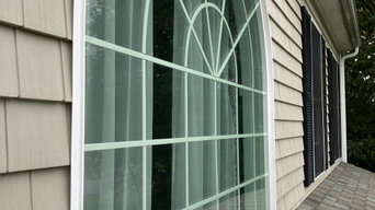 Window Cleaning in Acushnet, MA (tracks, frames, sills, window panes)