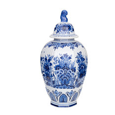 Lidded Decorative Urn