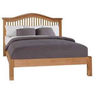 Otago Curved Bed, Super King