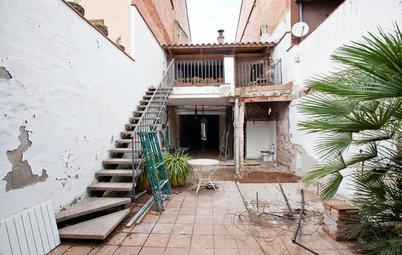 Cómo rehabilitar una casa en ruinas paso a paso (I)