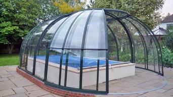 Spa SUNHOUSE enclosure for swimspa