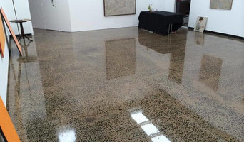 Full Exposure of Aggregate and Gloss Finish