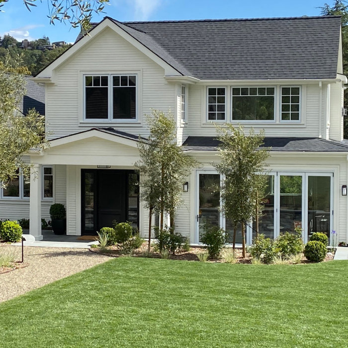 Orchard Home in Corte Madera