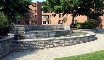 Water Feature at RPI