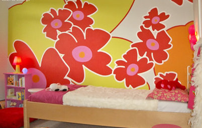 10 Ways to Use Pink in a Girl's Room