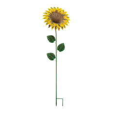 Regal Giant Rustic Flower Stake, Sunflower