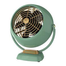 Vfan JR Vintage Air Circulator, Green