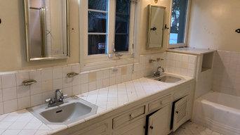 Master Bathroom Remodel - Mancall