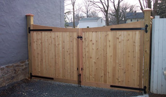 Charming Privacy Fence in Doylestown PA
