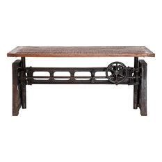 KARE Design - Tisch Steamboat 160x80cm - Esstische
