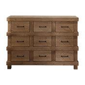 ACME Furniture Adams Dresser, Antique Oak