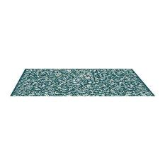 Blue Mineral Mat, 100x120 cm
