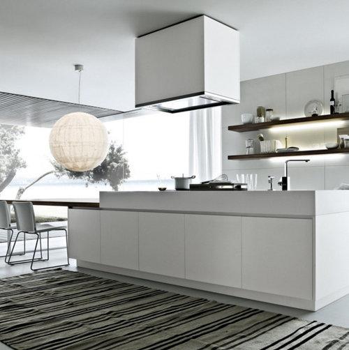 Cucina open space o cucina abitabile?