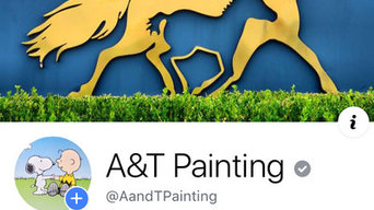 Find us on Facebook/a&t painting