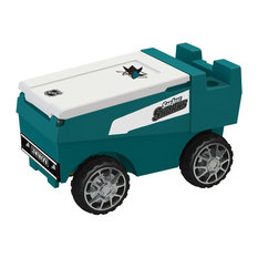 San Jose Sharks Remote Control Zamboni Cooler With Bluetooth