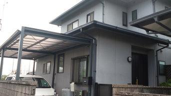 香川県高松市K様邸外壁塗装工事