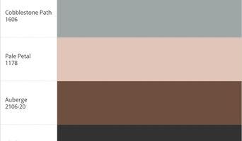 My Benjamin Moore® Color Palette