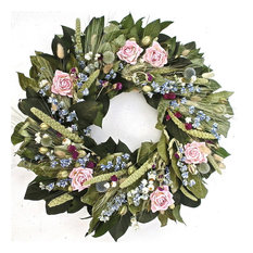 Rose Thistle Wreath, Large