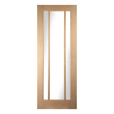 Worcester 3-Panel Interior Door, 84x199 cm