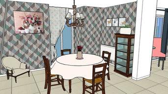 Un appartement dans les hauteurs de Dieppe