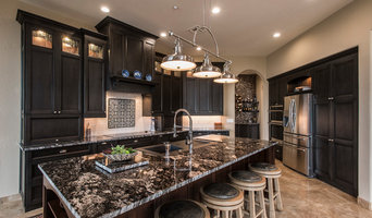 Nocturne Dusk Alder by Elmwood Fine Cabinetry