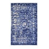 Unique Loom Blue La Jolla Vintage 3' 3 x 5' 3 Area Rug