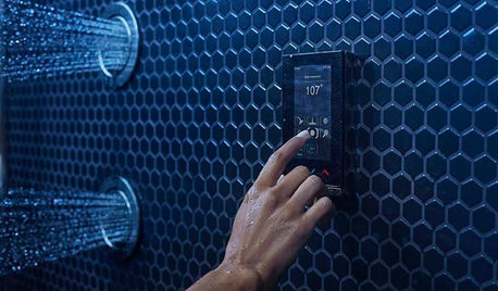 Tech Brings More Luxury and Convenience to the Bathroom