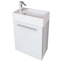 Contemporary Bathroom Vanities And Sink Consoles by Cutler Kitchen & Bath