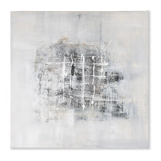 - BYE BYE LONELINESS | 100x100 cm | Muro Collection - Cuadros