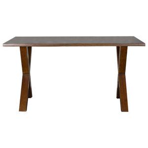 Gauss Teak Dining Table