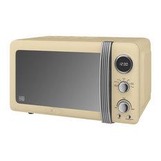 Combination Digital Microwave, Cream