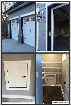 Costco Door Pantry Access From Garage