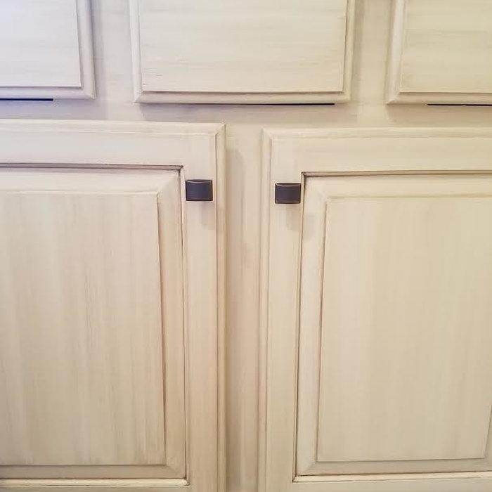 Master Bathroom - Cabinets in Castle Pines Village