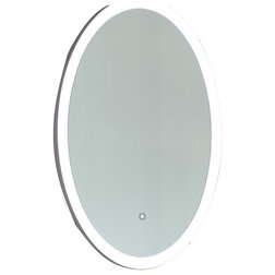 Modern Bathroom Mirrors by Vanity Art LLC